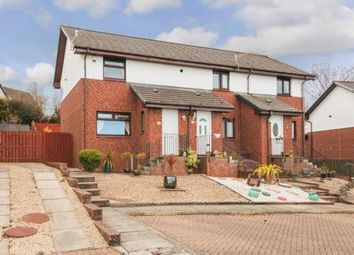 Thumbnail 2 bed semi-detached house for sale in Wardlaw Crescent, Troon, South Ayrshire, Scotland