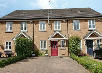 Thumbnail 3 bed terraced house for sale in The Orchards, Sawbridgeworth, Hertfordshire