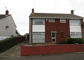 Thumbnail 3 bed semi-detached house for sale in Ladman Road, Stockwood, Bristol