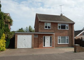 Thumbnail 3 bed detached house to rent in Gordon Road, Dovercourt