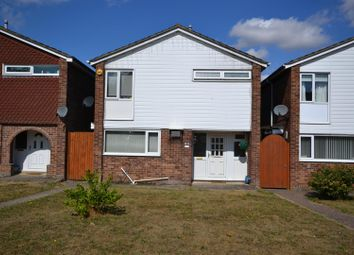 Thumbnail 3 bed detached house for sale in Coniston Road, Kempshott, Basingstoke