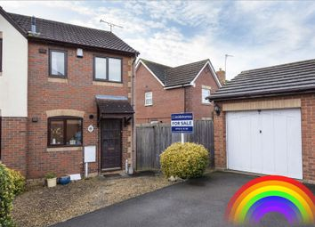 Thumbnail 2 bed semi-detached house for sale in Flying Fields Road, Southam, Warwickshire