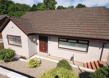 Thumbnail 4 bed detached bungalow for sale in 5 Glengavel Gardens, Wishaw