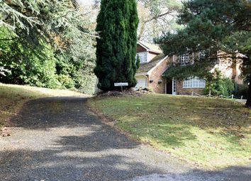 Thumbnail 4 bed detached house for sale in Highfield, Chalfont St. Giles