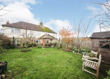 Thumbnail 3 bed semi-detached house for sale in New Road, Drayton Parslow, Milton Keynes