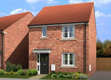 "Thumbnail 3 bed semi-detached house for sale in ""The Russet"" at Cobblers Lane, Pontefract"