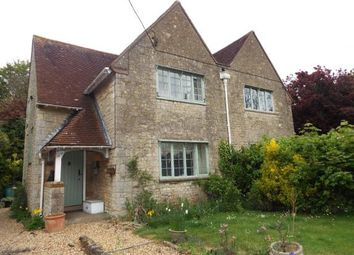 Thumbnail 2 bed semi-detached house for sale in Turweston, Brackley, Northamptonshire, Northants