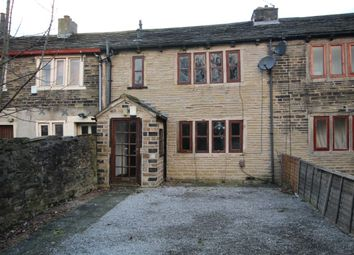 Thumbnail 1 bedroom terraced house for sale in Wasp Nest Road, Fartown, Huddersfield