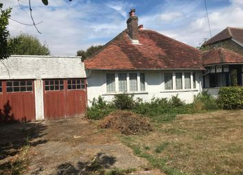 Thumbnail 3 bed bungalow for sale in Seacote, 18 Manor Way, Hayling Island, Hampshire