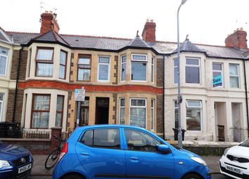 Thumbnail 3 bed detached house for sale in Inverness Place, Roath, Cardiff