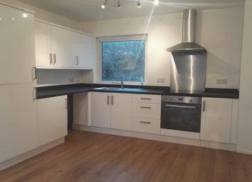 Thumbnail 3 bed flat to rent in Ffordd Garnedd, Y Felinheli