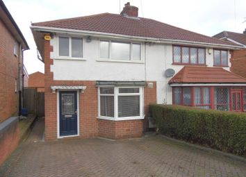 Thumbnail 3 bedroom property for sale in Sladepool Farm Road, Maypole, Birmingham