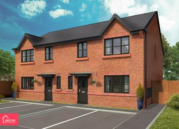 Thumbnail 4 bedroom semi-detached house for sale in Highclove, Boothstown, Boothstown