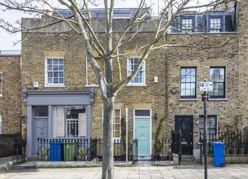 Thumbnail 3 bed terraced house to rent in Camberwell Grove, London