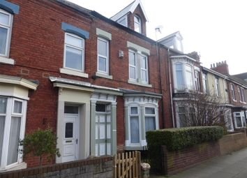 Thumbnail 5 bed terraced house to rent in Stockton Road, Hartlepool