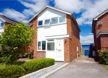 Thumbnail 3 bed detached house for sale in St. Johns Drive, Retford