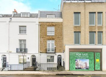 Thumbnail 6 bed end terrace house to rent in Sydney Street, Chelsea