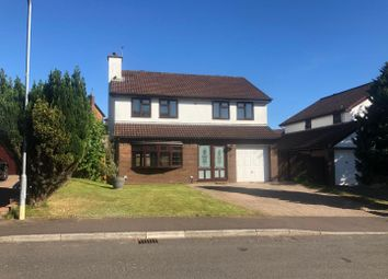 Thumbnail 4 bed property to rent in Blossom Drive, Lisvane, Cardiff