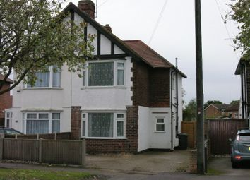 Thumbnail 3 bed semi-detached house to rent in Goodsmoor Road, Littleover, Derby