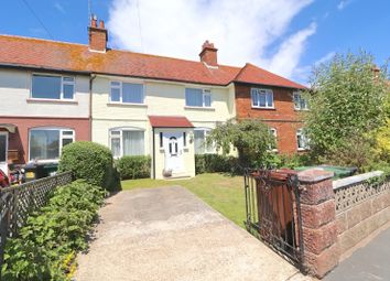 Thumbnail 3 bed terraced house for sale in Willoughby Crescent, Eastbourne