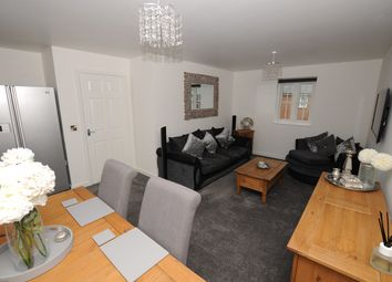 Thumbnail 2 bed flat for sale in Hendeley Court, Burton-On-Trent