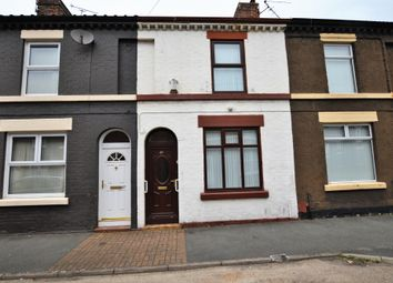 Thumbnail 2 bed terraced house for sale in Gwendoline Street, Toxteth, Liverpool