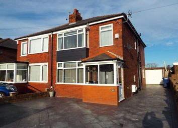 Thumbnail 4 bed semi-detached house for sale in Brindle Road, Bamber Bridge, Preston, Lancashire