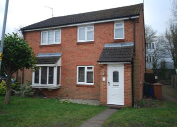 Thumbnail 2 bedroom semi-detached house to rent in Roman Gardens, Kings Langley