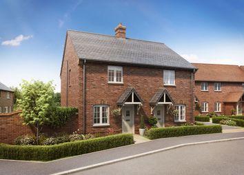 Thumbnail 2 bedroom semi-detached house for sale in Archers Wood, Allington Lane, Fair Oak, Hampshire