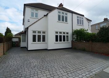 Thumbnail 4 bedroom semi-detached house to rent in Days Lane, Sidcup