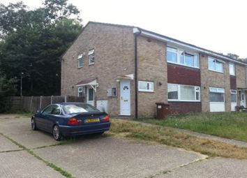 Thumbnail 2 bed flat to rent in Mincers Close, Lordswood, Chatham