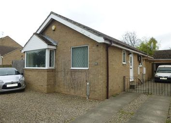 Thumbnail 3 bed detached bungalow for sale in Bellhouse Way, Acomb, York