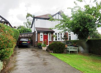 Thumbnail 3 bed semi-detached house for sale in Sandy Lane, Helsby, Frodsham