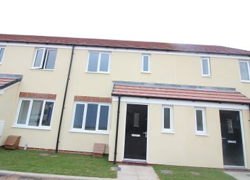 Thumbnail 3 bed terraced house to rent in 36A Turnberry Close, Cloverfields, Milford Haven