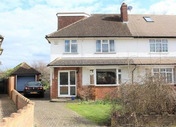 Thumbnail 4 bed semi-detached house to rent in Blenheim Road, Slough, Berkshire