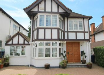 Thumbnail 3 bed detached house for sale in Edgeworth Avenue, London
