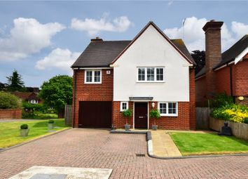 Thumbnail 4 bed detached house for sale in Hawthorn Park, Swanley, Kent