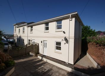 Thumbnail 2 bed town house for sale in Roundham Road, Paignton