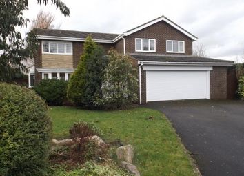 Thumbnail 4 bed detached house for sale in Meadowvale, Darras Hall, Ponteland, Northumberland