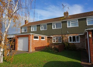 Thumbnail 3 bed terraced house for sale in Bowfell Close, Taunton