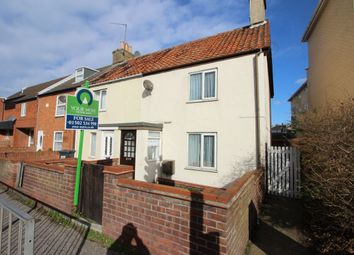 Thumbnail 2 bedroom terraced house for sale in St. Peters Street, Lowestoft