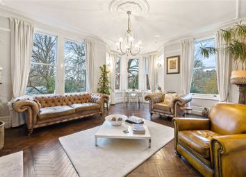 Thumbnail 4 bed flat to rent in Riverview Mansions, Clevedon Road, Twickenham, Richmond Upon Thames