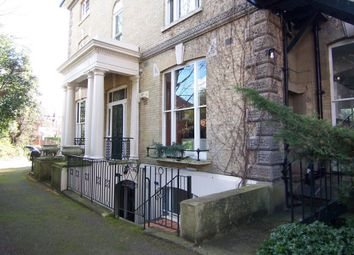 Thumbnail 2 bed flat to rent in Cottenham Park Road, London