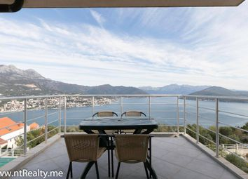 Thumbnail 3 bed villa for sale in 3 Bedroom Villa With Sea View, Herceg Novi, Montenegro