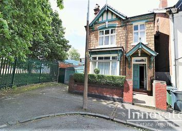 Thumbnail 4 bed detached house to rent in Forster Street, Smethwick