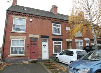 Thumbnail 2 bed terraced house for sale in Grange Road, Hartshill, Nuneaton