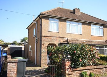 Thumbnail 3 bed semi-detached house for sale in Downlands Avenue, Bexhill-On-Sea