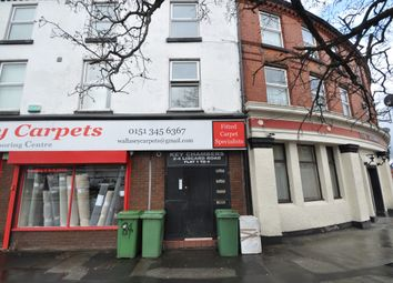 Thumbnail 1 bed flat to rent in Liscard Road, Wallasey