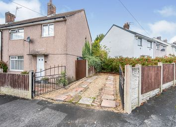 Thumbnail 3 bed semi-detached house for sale in Moss Lane, St. Helens, Merseyside