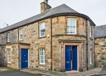 Thumbnail 2 bed flat for sale in South High Street, Portsoy, Banff